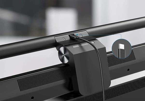 Baseus LED Monitor Light with 3 Modes