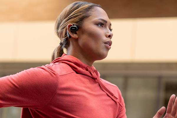 Bose Sport Open Earbuds with OpenAudio Technology