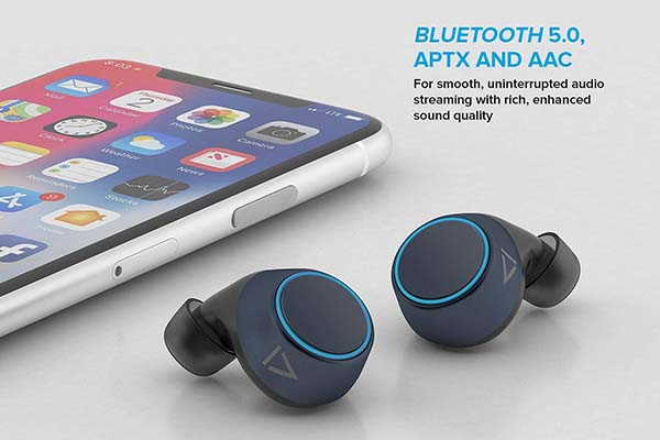 Creative Outlier Air V2 TWS Wireless Earbuds with aptX and Touch Controls