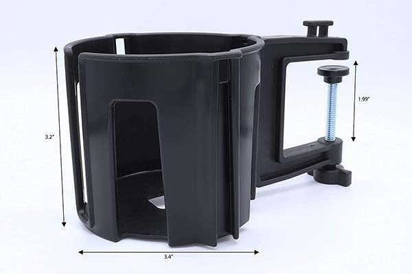 Cup-Holster Anti-Spill Desk Cup Holder