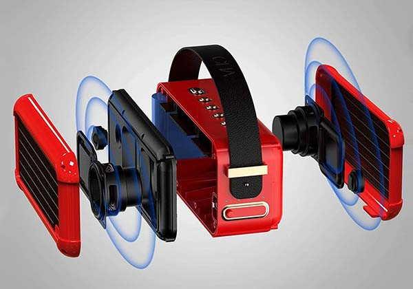 Divoom Mocha Retro Portable Bluetooth Speaker