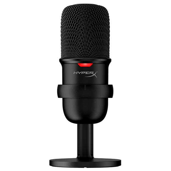 HyperX SoloCast USB Condenser Gaming Microphone