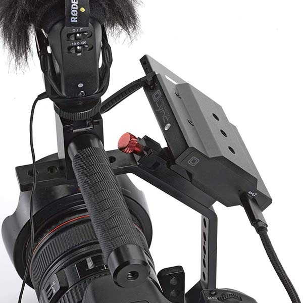 Oyen Digital Lync USB-C to SSD Dock for Camera