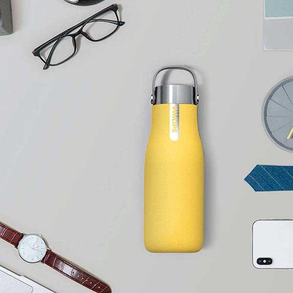 Philips GoZero UV Self-Cleaning Water Bottle