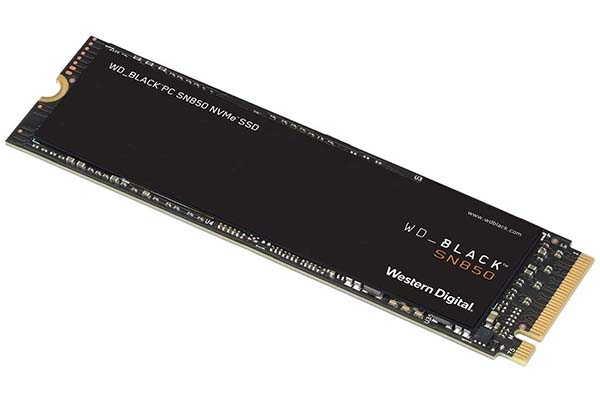 WD_Black SN850 NVMe Gaming SSD