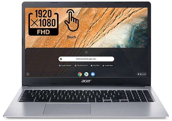 Acer Chromebook 315 with Touchscreen