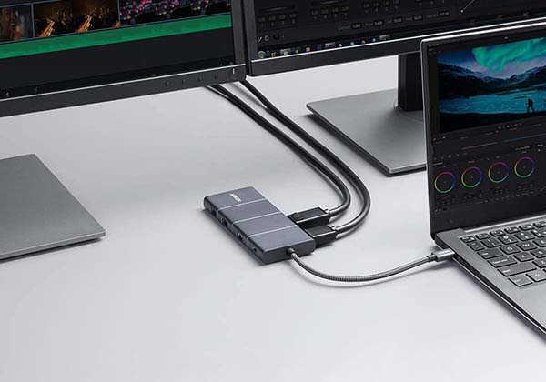 Anker PowerExpand+ USB-C PD Hub with 11 Ports