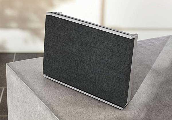 B&O Beosound Level Multiroom Portable WiFi Speaker