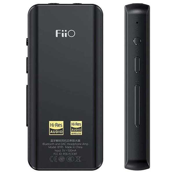 FiiO BTR5 Hi-Res Bluetooth Headphone Amplifier with LDAC, aptX HD, ACC and More