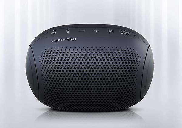 LG PL2 XBOOM Go Portable Bluetooth Party Speaker with IPX5 Water Resistance