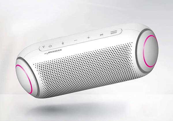 LG PL7W XBOOM Go Portable Bluetooth Party Speaker
