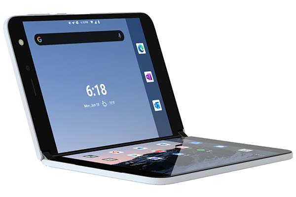 Microsoft Surface Duo Dual-Screen Android Phone