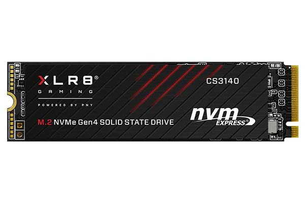 PNY XLR8 CS31340 Gen4 M.2 NVMe x4 Internal SSD