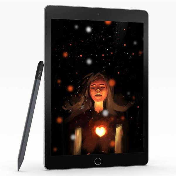 ZAGG Pro Stylus for iPad with Dual Tip Design