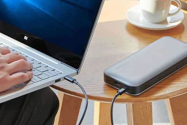 ZMI PowerPack No. 20 Portable Power Bank with 210W Total Output