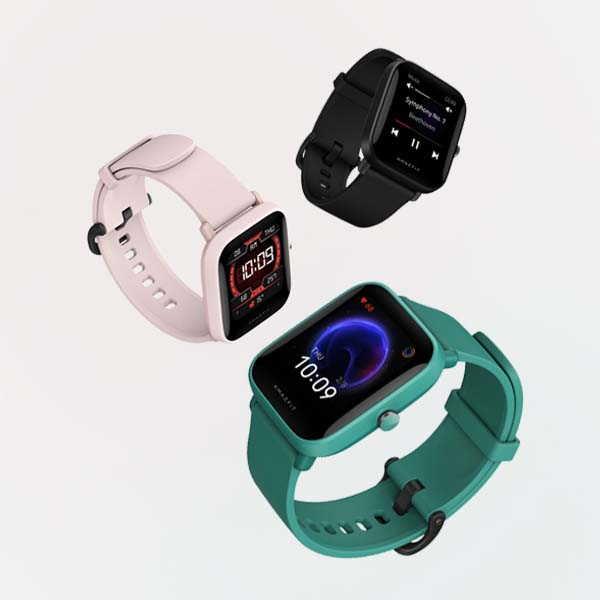 Amazfit Bip U Pro GPS Smartwatch with Alexa Built-in