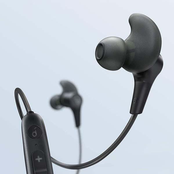 Anker Soundcore Spirit 2 Bluetooth Sport Earphones with IP67 Waterproof Protection