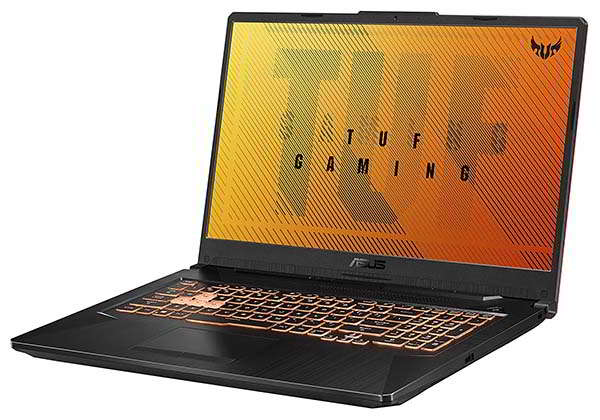 ASUS TUF F17 FX706 Gaming Laptop with GeForce GTX 1650 Ti, 144Hz Refresh Rate and More