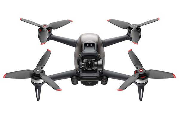 DJI FPV Racing Drone with FPV Goggles V2