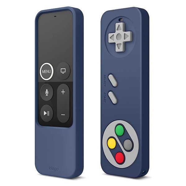 Elago R4 Retro Apple TV Remote Case Inspired by SNES Controller