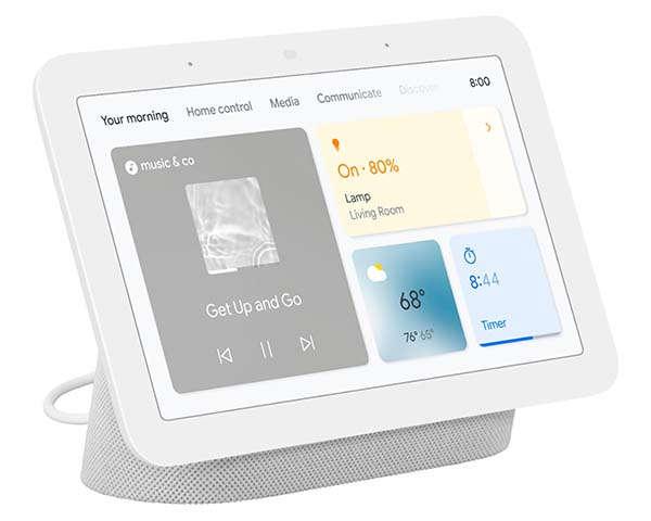 Google Nest Hub Smart Display (2nd Gen)