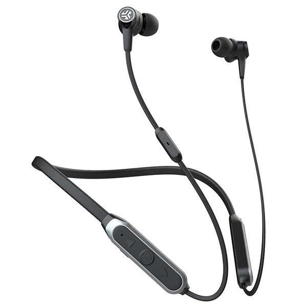 JLab Audio Epic Active Noise Cancelling Earbuds with IP54 Sweat Resistance