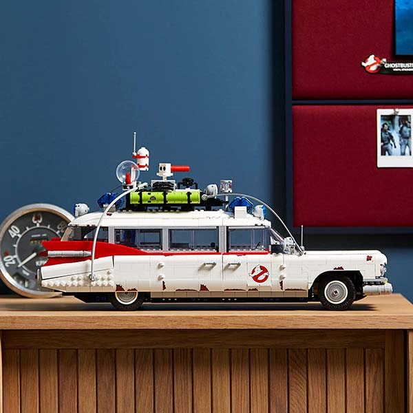 LEGO Ghostbusters ECTO-1 Building Kit (New Version)