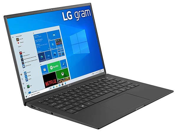 LG Gram Thin and Light Laptop with 11th Gen i7, 16GB RAM and More