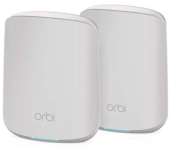 Netgear Orbi RBK352 Dual Band Mesh WiFi 6 System