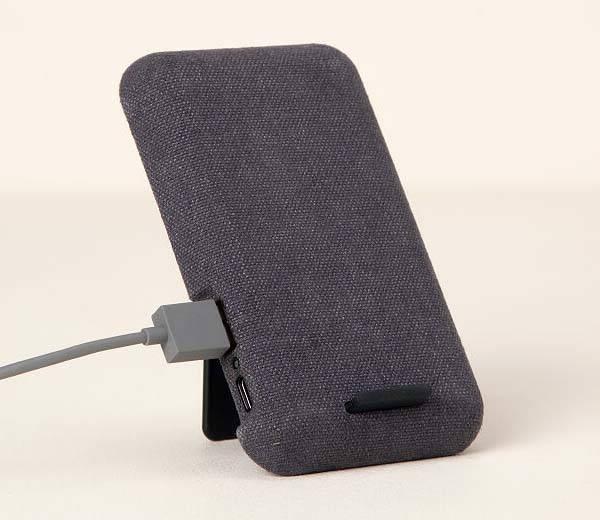 Nimble Sustainable Hemp Wireless Charging Stand