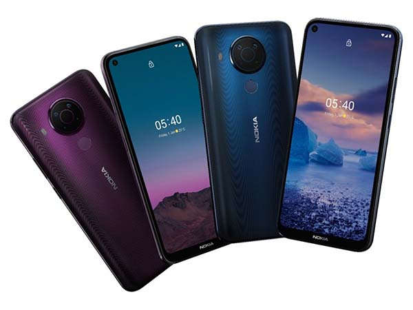 Nokia 5.4 Smartphone with Dual SIM, Quad Camera and More