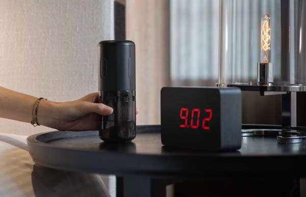 Purus Air V Portable Air Purifier with UVA+UVC Sterilization