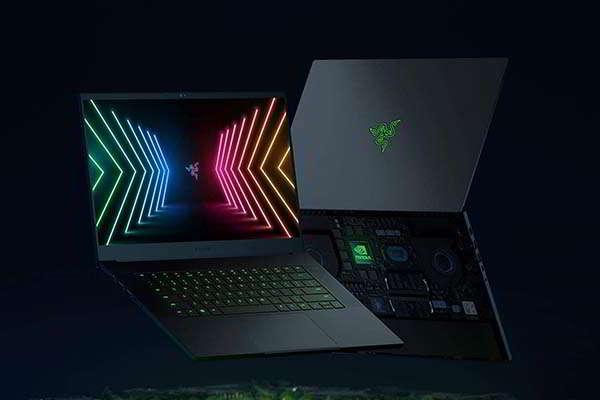 Razer Blade 15 Base Gaming Laptop 2021 with GeForce RTX 30 Series