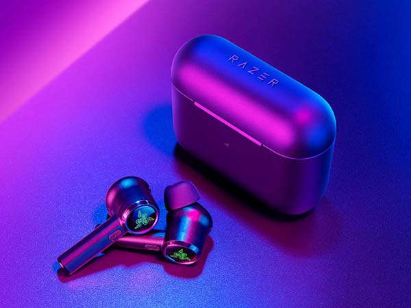Razer Hammerhead Pro True Wireless Gaming Earbuds with ANC and THX Technologies