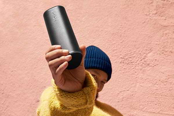 Sonos Roam Smart Portable Speaker with Amazon Alexa and Google Assistant