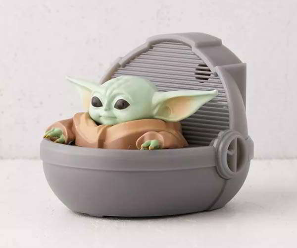 Star Wars Baby Yoda Talking Light Clapper with LED Night Light