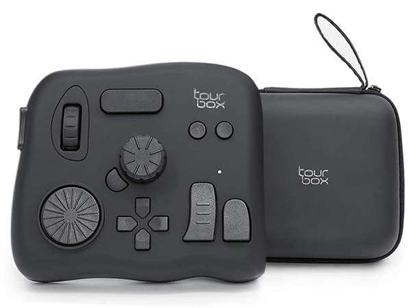 TourBox NEO Editing Controller for Drawing, Image, Video and More