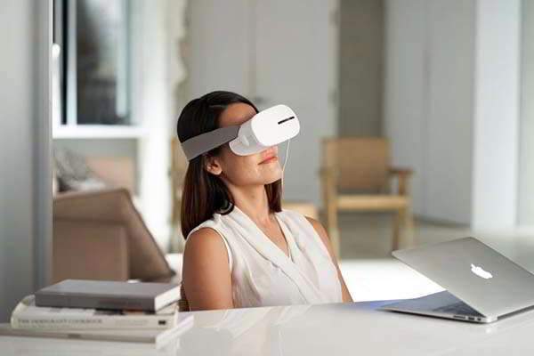 Vision Plus and Rio Plus Water-Propelled Eye Massagers Refresh and Recharge Your Eyes