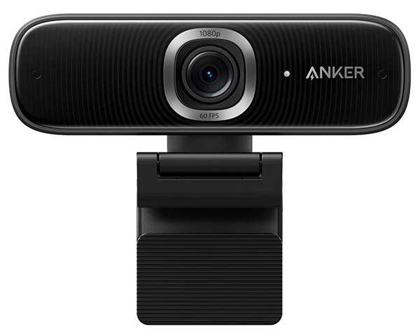 Anker PowerConf C300 Smart 1080p Webcam with Noise Cancelling Microphones