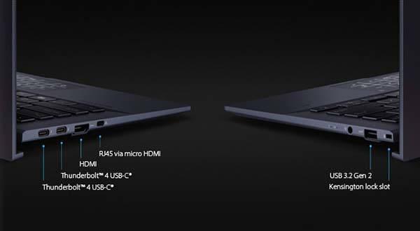 ASUS ExpertBook B9450 Lightweight Business Laptop