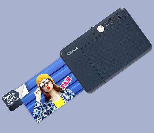 Canon Ivy CLIQ+ 2 Instant Camera Printer
