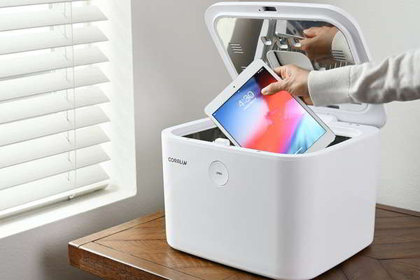 Coral UV 2 All-Purpose UV Sanitizer with HEPA Filtration System