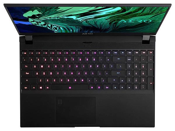 Gigabit Aero 15 OLED KC Gaming Laptop with NVIDIA GeForce RTX 3060