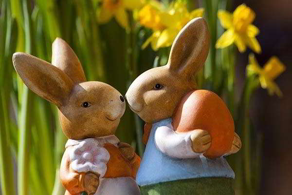 Happy Easter to Our Readers 2021