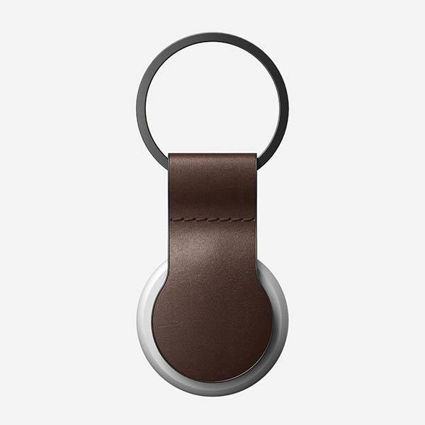 Nomad Leather Loop for AirTag