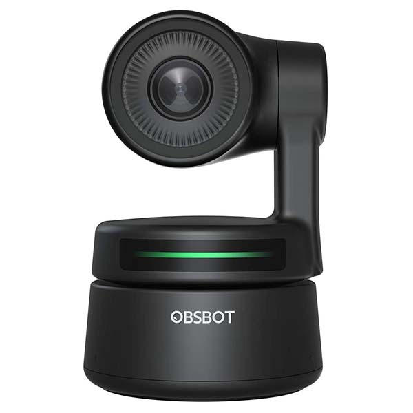 OBSBOT Tiny AI-Powered PTZ Webcam with Gesture Control