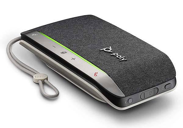 Plantronics Poly Sync 20 Portable USB Bluetooth Speaker