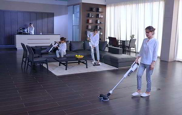 ROIDMI X20S Cordless Self Cleaning Mop and Vacuum Cleaner
