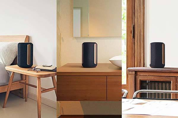 Sony SRS-RA3000 Wireless Home Speaker with 360 Reality Audio