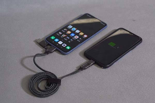 Steelix All-in-one Data and Charging Cable
